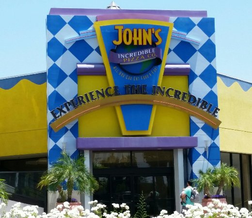 John's Incredible Pizza Company - Picture of John's ...