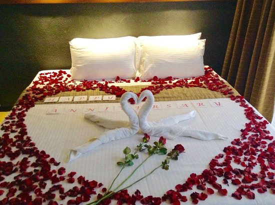 Zest Hotel Harbour Bay Batam My Wedding Anniversary Surprise Decorations For Hubby