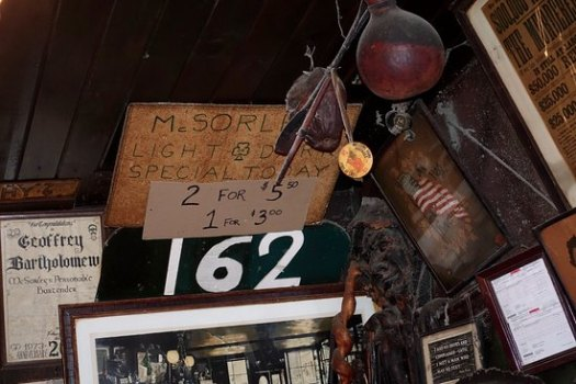 Image result for mcsorley's old ale prices