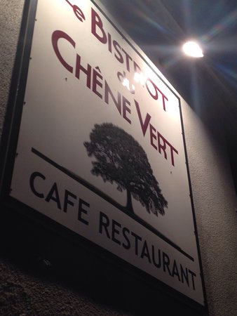 picture of le bistrot du chene vert