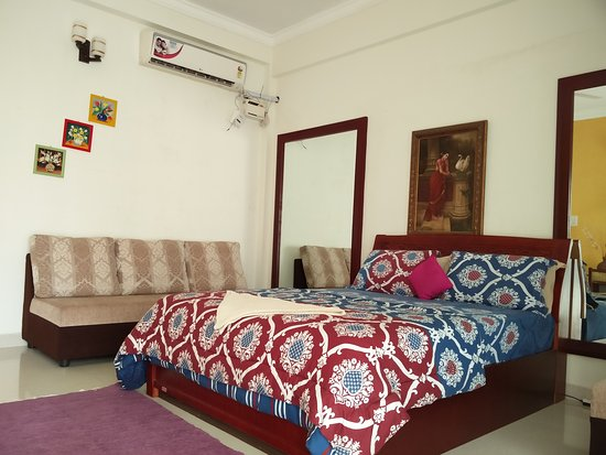 Bhuvi Serviced Apartments Chennai