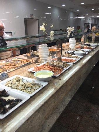 el buffet libre picture of el buffet