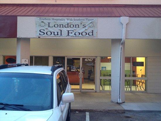 Soul Food Restaurants Colorado Springs
