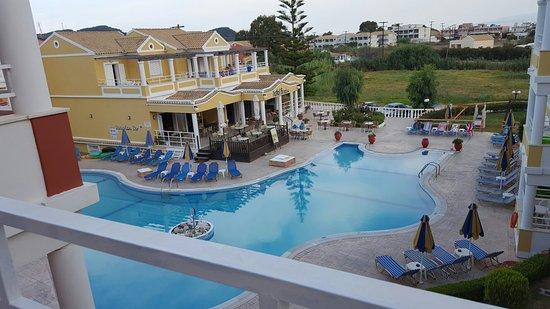 Paradise Apartments Sidari Review Of Garnavos
