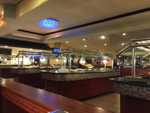 The Interior   Picture of Lucky Hibachi Buffet  Gadsden   TripAdvisor Lucky Hibachi Buffet  The Interior