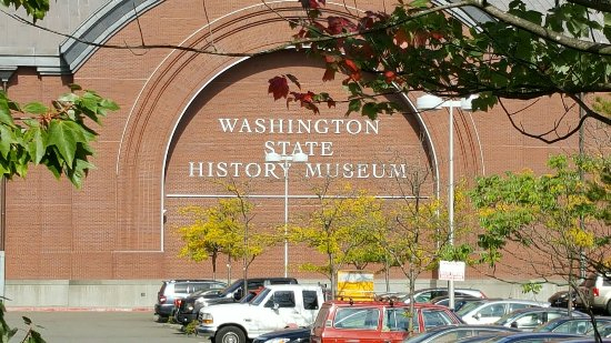 Frontier town - Picture of Washington State History Museum ...