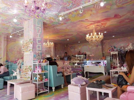 Unicorn Cafe Bangkok Silom Restaurant Reviews Phone