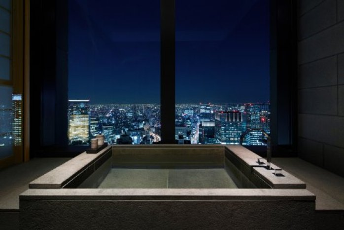 Image result for Suite Bathrooms at Aman Tokyo