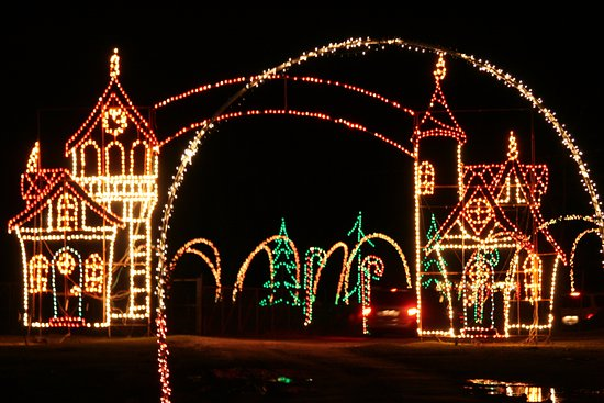 Holiday Lights Zoo Columbia Sc