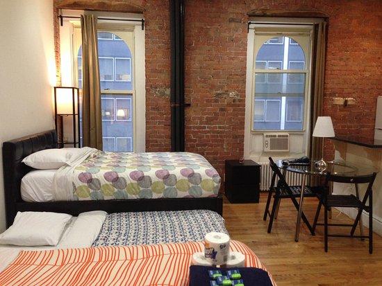 Metro Midtown Suites New York Nueva