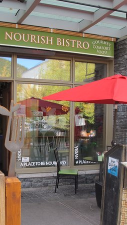 Image result for nourish bistro banff