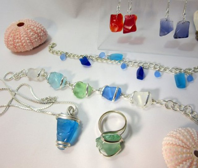 Cape Cod Beach Jewelry Sea Glass Jewelry Galore At Great Prices At This Shop