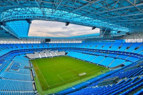 Resultado de imagem para Arena do Grêmio