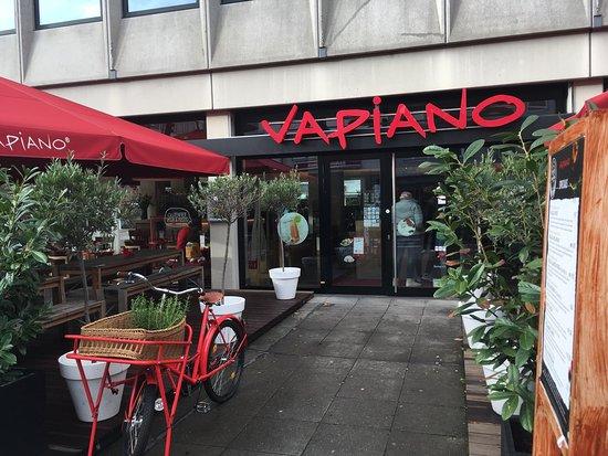 Vapiano Stuttgart Schlossstrasse Restaurantbeoordelingen