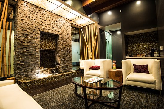 Couples lounge in Spa   Picture of Wind Creek Casino   Hotel  Atmore     Wind Creek Casino   Hotel  Atmore  Couples lounge in Spa