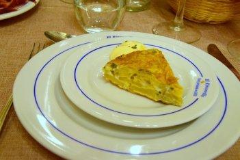 Resultado de imagen de el rinconcillo sevilla tortilla
