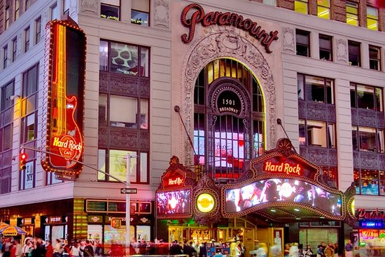HARD ROCK CAFE, New York City - Midtown - Updated 2020 ...