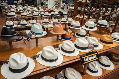 Image result for panama hat museum cuenca