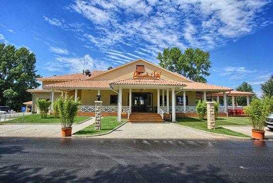 Restaurant Cafe Del Sol