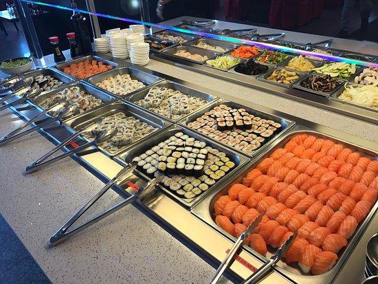 nouveau buffet le shanghai avis de