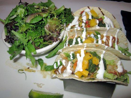 Bonefish Grill Baja Fish Tacos