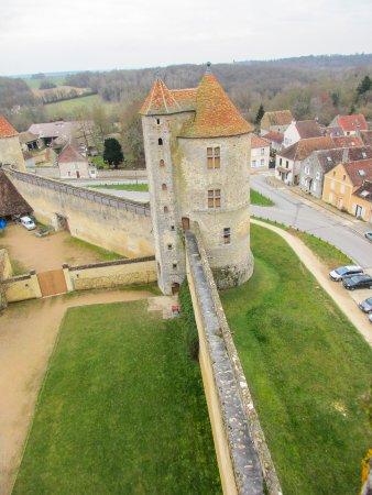 Castello Di Blandy Les Tours Picture Of Chateau De Blandy