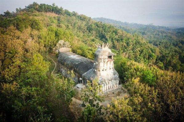 Tempat Wisata Punthuk Setumbu