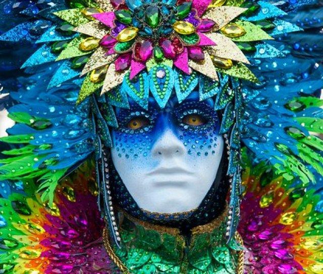 Carnival Of Venice Carnevale Di Venezia Unpo Brasiliano