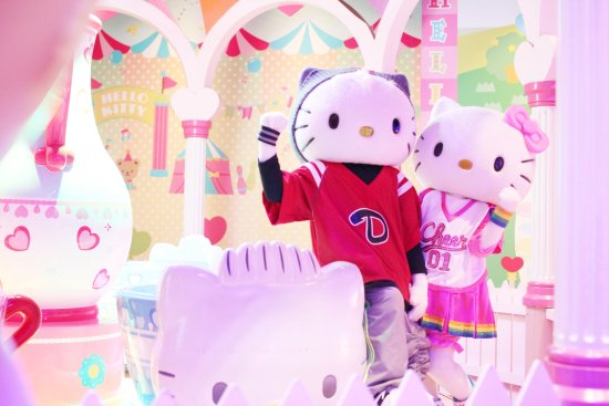 Sanrio Hello Kitty Town Johor Bahru 2019 All You Need