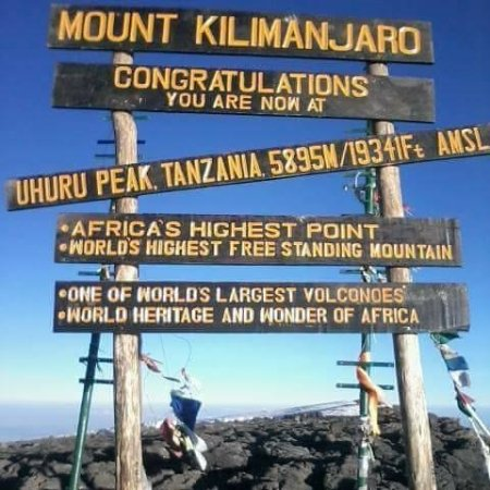 Mount Kilimanjaro Kilimanjaro National Park 2018 All