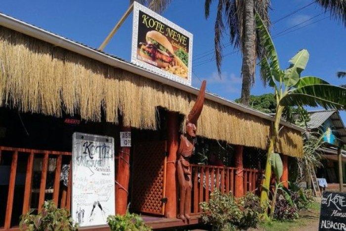 KOTE NENE, Ilha de Páscoa - Comentários de restaurantes - Tripadvisor
