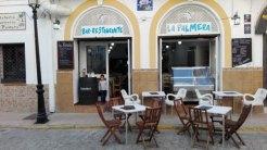 Resultado de imagen para Restaurante la palmera tarifa