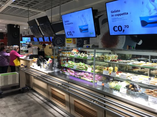 Ikea Genoa Restaurant Reviews Photos Tripadvisor