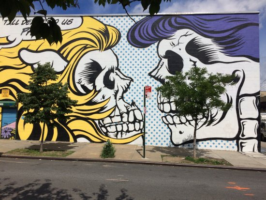 Read more about our gallery. Murales A Bushwick Brooklyn Ny Picture Of Brooklyn New York Tripadvisor