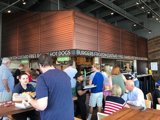 Fast Food Restaurants 40517