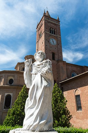 Abbey Of Monte Oliveto Maggiore Picture Of Abbazia Di