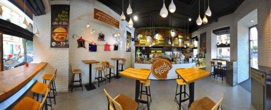 Fast Food Restaurants Zagreb