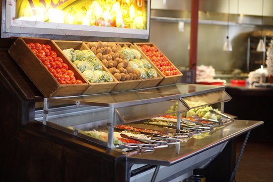 Fast Food Restaurants Near 07054