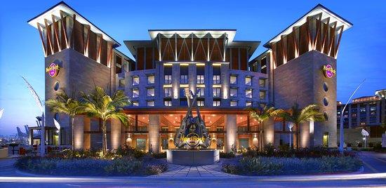 圣淘沙名勝世界硬石酒店 (圣淘沙島) - Hard Rock Hotel Singapore - 245條旅客點評與比價