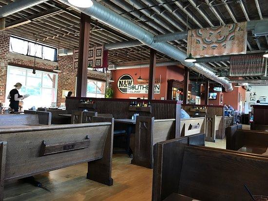 Depot Grille Lynchburg Menu Prices Amp Restaurant