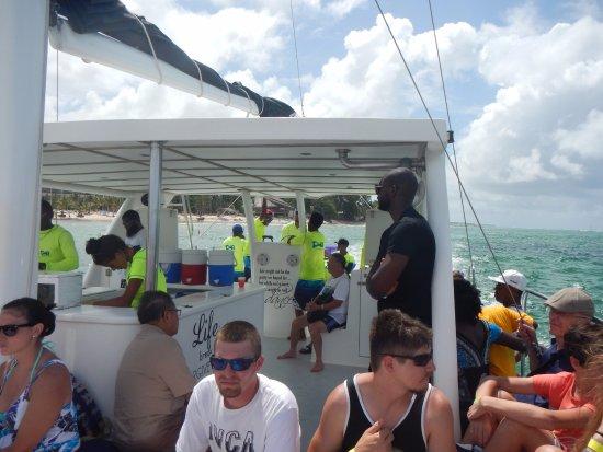 vista sol punta cana beach resort spa excursion power cruise avec 10