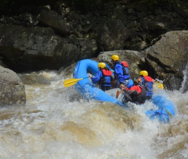 Precision Rafting Expeditions Upper Yough With Haze Precision Rafting