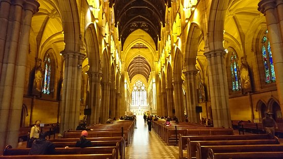 St. Mary's Cathedral - Picture of St. Mary's Cathedral ...