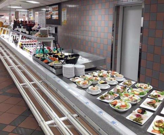 avis de voyageurs sur leclerc cafeteria
