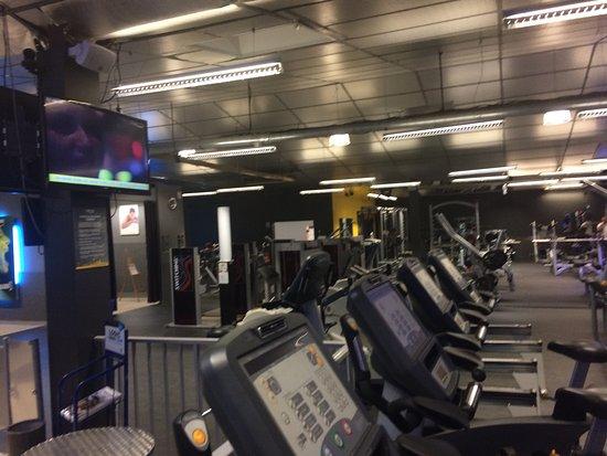 le fitness park une tres bonne salle