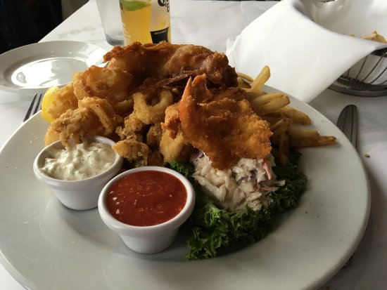 Seafood Restaurants Embarcadero San Francisco