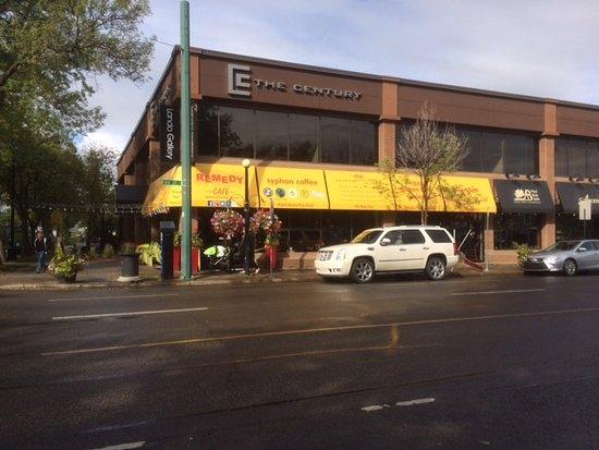 Best Restaurants Downtown Edmonton