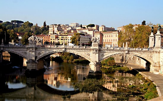 Ponte Vittorio Emanuele II (Roma) - 2020 Qué saber antes de ir ...