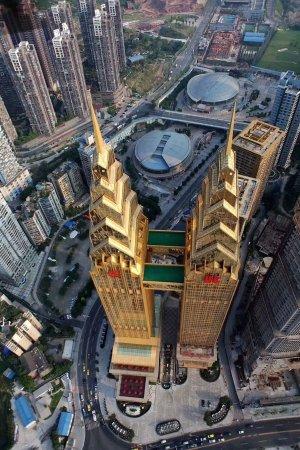 Sheraton Chongqing Hotel HK659 HK745 UPDATED 2018 Prices Amp Reviews China TripAdvisor