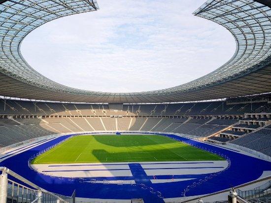 Olympiastadion Berlin (เบอร์ลิน, เยอรมนี) - รีวิว - Tripadvisor